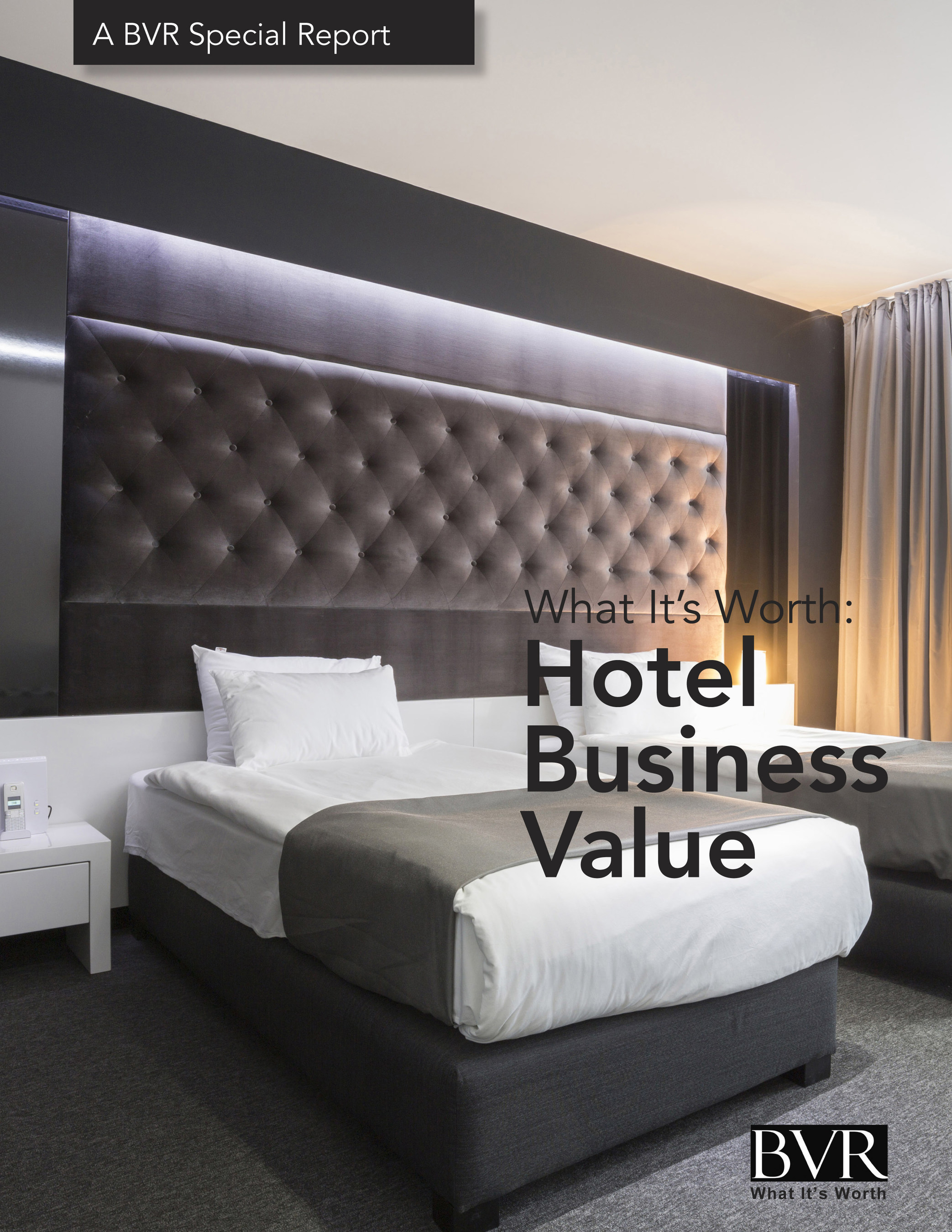 Hotel Business Value