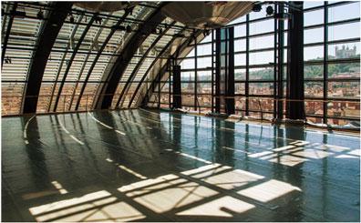 Contemporary Dance Venues
